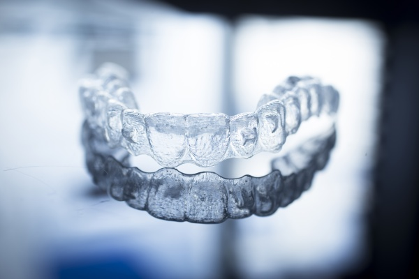 Clear Braces After Tooth Loss